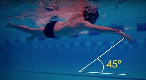 front crawl arms, freestyle swimming arms, front crawl tutorial arms, front crawl tutorial