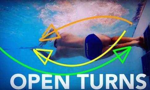 flip turn, open turn, flip turn swimming, open turn swimming, flip turn swimming technique, flip turn swim, open turn swimming, open turn swim