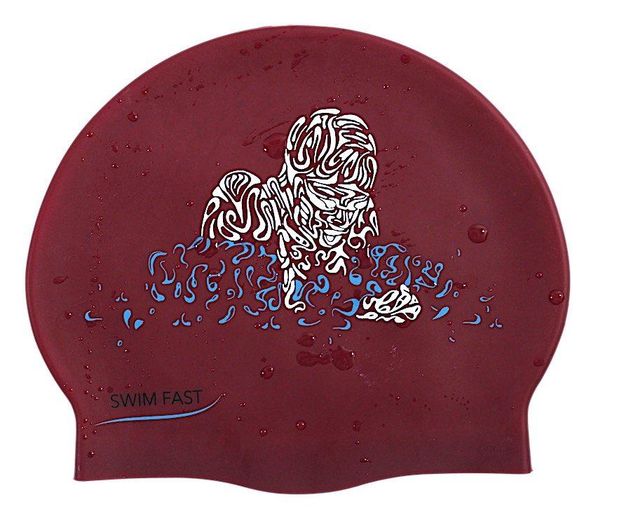 gorras de natacion personalizadas, pecho