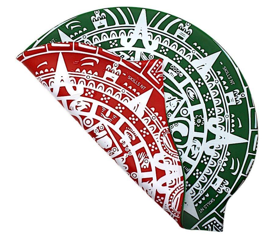 swim cap aztecs