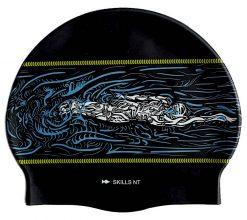 backstroke swimming cap