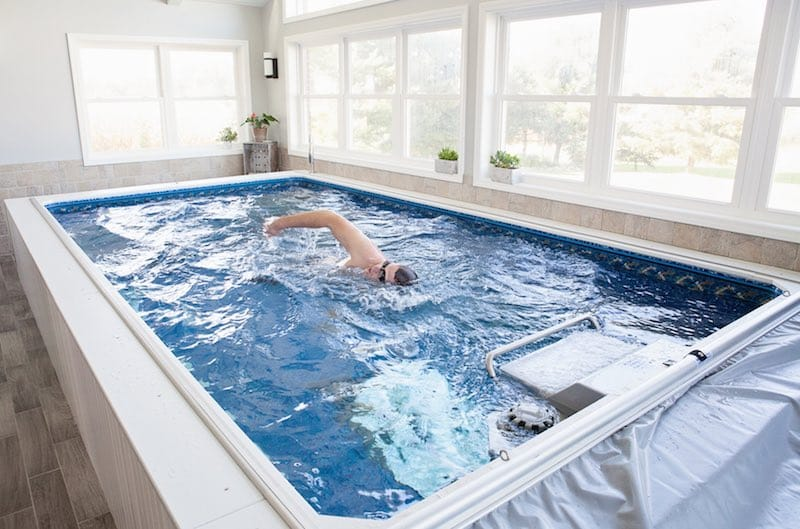Counter-current Pools: Alternative to Improve Aquatic ...